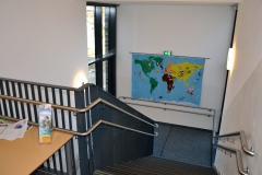 Treppenhaus zum Elementarbereich