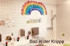 Krippenbereich Bad
